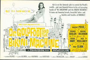 Dr-Goldfoot-and-the-Bikini-Machine-1965-Pressbook-Vincent-Price-Frankie-Avalon
