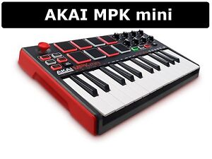 akai professional mpk mini mk2 midi keyboard controller ap con 026 from japan 694318015599 ebay. Black Bedroom Furniture Sets. Home Design Ideas