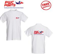PWC Parts Men's T-Shirt PWCParts.com Logo Tee SeaDoo Yamaha Kawasaki 2X-LARGE