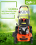"NEW 21"" LAWN MOWER ELECTRIC START SELF PROPELLED USA B&S ENGINE 7.5 HP PETROL"