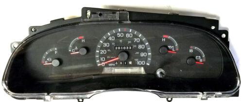 FORD VAN E150 T0 E450 INSTRUMENT REPAIR SERVICE 1997 1998 1999 2000