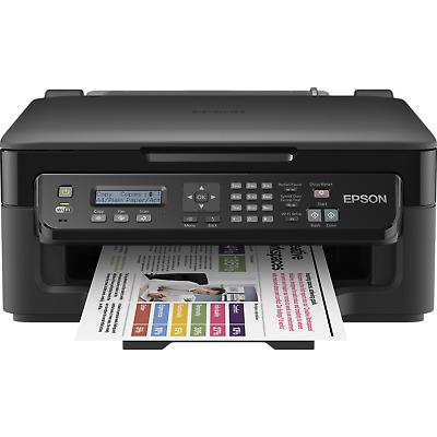 Epson WorkForce WF-2510WF Print/Scan/Copy/Fax Wi-Fi Printer
