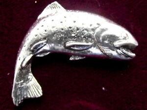 Superb-Pewter-Rising-Brown-Trout-Fishing-Pin