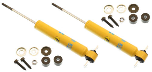 2-BILSTEIN SHOCK ABSORBERS,FRONT SHOCKS,PAIR,68-72 GM A-BODY,36MM MONOTUBE,GAS