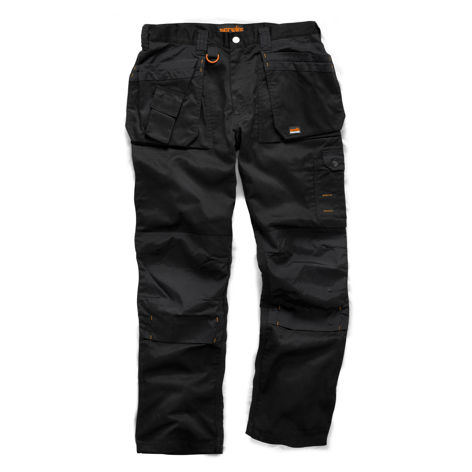 SCRUFFS WORKER PLUS TROUSERS COMBAT CARGO WORK PANTS FAST & FREE DELIVERY