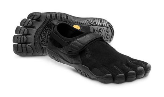 buy popular c650c 178fd Vibram Fivefingers KSO Trek Black Black Men s sizes 40-47 NEW!