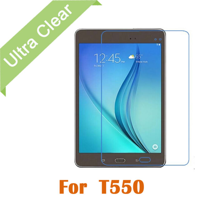 5X Ultra Clear HD Screen Protector Cover Film For Samsung Galaxy Tab Tablet