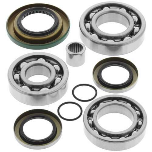 New All Years Kymco MXU 450i Front Differential Bearing /& Seal Kit