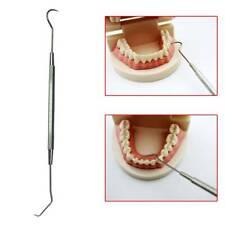 Dental Stainless Steel Hook Explorer Probe Teeth Clean Oral Care Instrument Tool