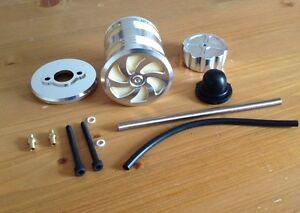 HPI-BAJA-lega-di-filtro-dell-039-aria-set-tappo-gas-WTH-In-Argento-Per-HPI-BAJA-5B-5T-5SC-1-5