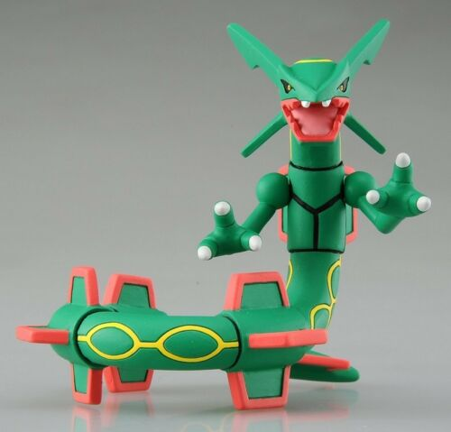 "3/"" RAYQUAZA Takaratomy Hyper Taille HP-04 OFFICIEL POKEMON X et Y Figure"