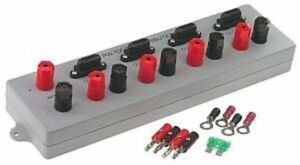 PW-100 CG DC 12 Volt power distributor HAM/CB  650003