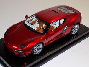 1 18 Mr Collection Lamborghini Asterion Lpi 910 4 Metallic Red