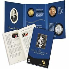 2016 Ronald Reagan * Coin & Chronicles Set * 16PA * Reverse Proof * Awesome *