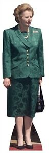 Margaret Thatcher The Iron Lady Cardboard Cutout Stand Up Tory Prime Minister