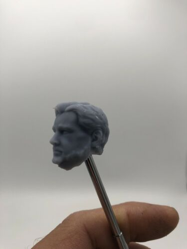 Star wars George Lucas custom head sculpt hasbro black series