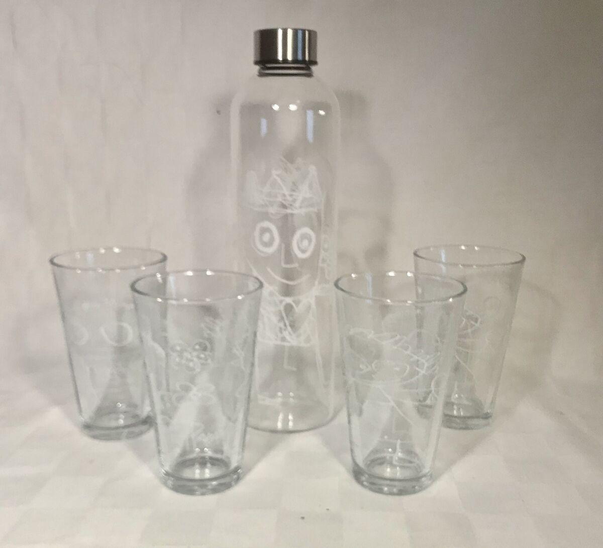 Fantastisk Glas, Glas og karaffel, Poul Pava – dba.dk – Køb og Salg af Nyt og CE94