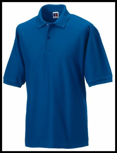 Russell Jerzees 539 Classic Poloshirts