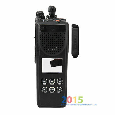 PMLN6345 Replacement Housing Case For MOTOROLA CP200d Radio with OEM Speaker BK