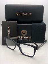 40d5b357b4a item 4 New VERSACE Rx-able Eyeglasses VE 3218 5122 53-17 140 Matte Black-Gunmetal  Frame -New VERSACE Rx-able Eyeglasses VE 3218 5122 53-17 140 Matte ...