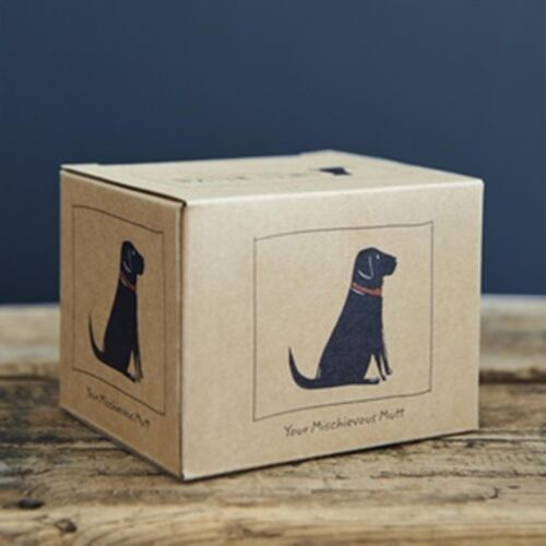Black Labrador Mug Lab Gift//Present Dog
