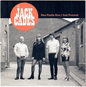 THE-JACK-CADES-RUN-PAULIE-RUN-DANGERHOUSE-SKYLAB-RECORDS-VINYLE-NEUF-NEW-SINGLE