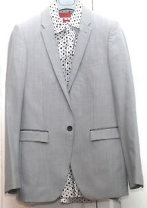 Topman-Slim-fit-suite-Dry-cleaned-Size-38R-30R