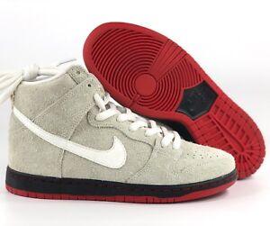 dc07aae3f0b58 Nike SB Dunk High TRD QS Black Sheep Summit White Black Red 881758 ...