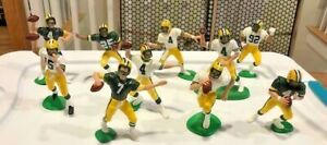 NICE AFFORDABLE 1988-2000 GREEN BAY PACKERS  Starting Lineup Figures SLU OPEN