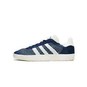 best value 6847c e8270 Image is loading Adidas-Originals-Men-039-s-Gazelle-Primeknit-NEW-