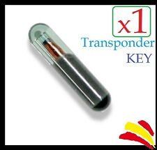 1x TRANSPONDER KEY ID48 ID 48 CANBUS MEGAMOS CRYPTO CHIP LLAVE CAN BUS UNLOCKED