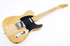 Fender Japan CTL50 70's Telecaster Ash ESerial Electric Guitar As Is RefNo113614