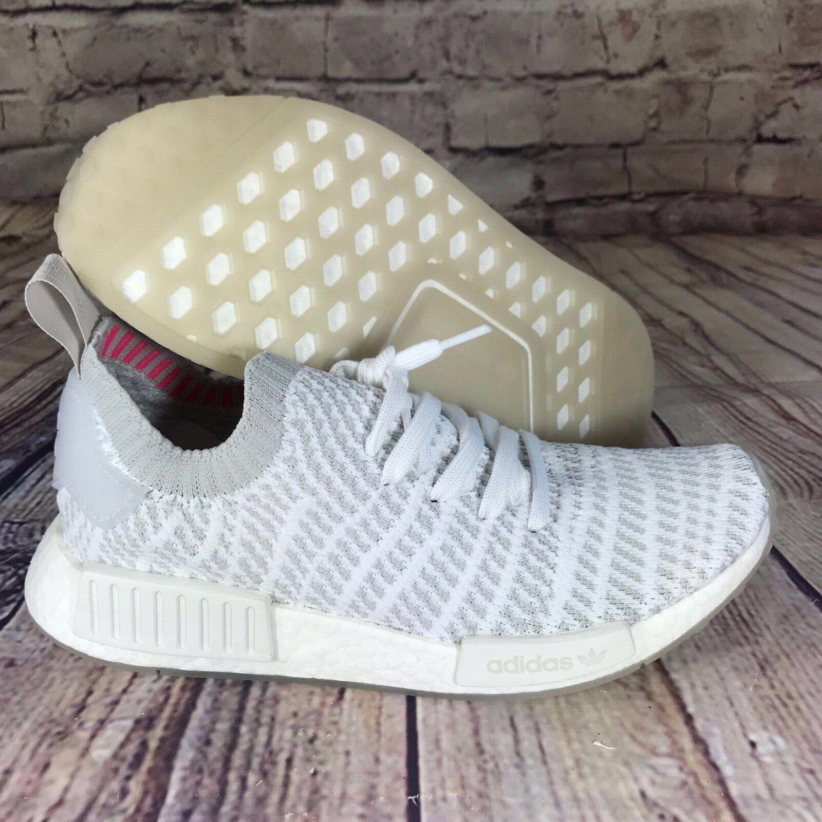 Adidas Primeknit Cq2390 R1 Pk Whitegreypink Shoes Nmd Stlt GLzpjSUMVq