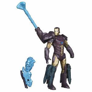 Marvel Iron Man 3 Avengers Initiative Assemblers Interchangeable Armor System St