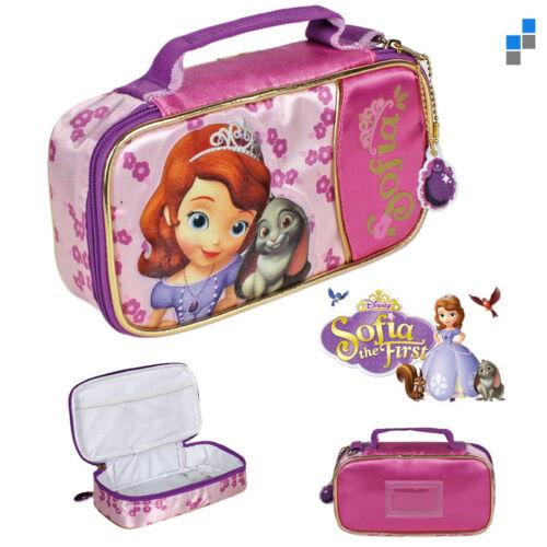 Disney Princess Sofia Lunchtasche Brotzeittasche Kindergarten Tasche isoliert