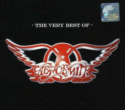 1 of 1 - Aerosmith - The Very Best of Aerosmith - Aerosmith CD BKVG The Cheap Fast Free