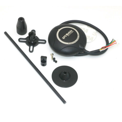 M8-N GPS 8M Flight Controller GPS Module with Shell /& Stand for APM PX4 Pixhaw