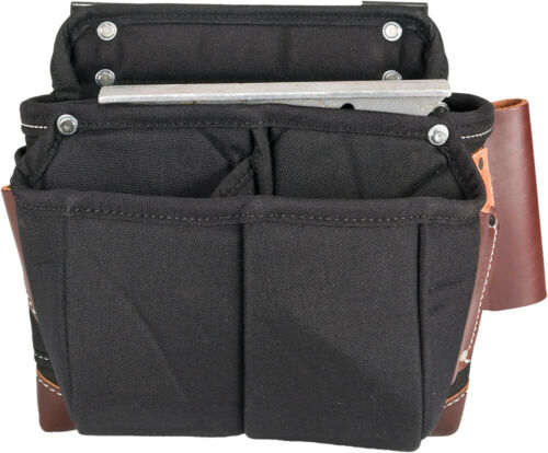 Occidental Leather 8564 Clip-On Carpenters Tool Fastener Bag
