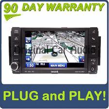JEEP Wrangler CHRYSLER DODGE Navigation MyGig RHR Radio Player CD DVD MP3 SAT