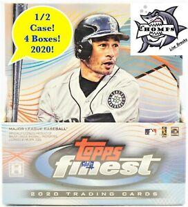 SAN-DIEGO-PADRES-2020-Topps-Finest-Baseball-1-2-Case-Break-1-4-Boxes