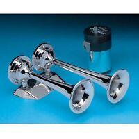 Afi 10108 Dual Trumpet Mini Air Horn Kit W/ Compressor on sale