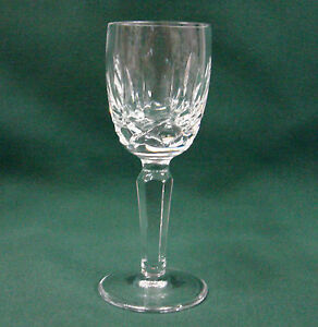Waterford Kildare Cordial Wine Stem Multiple Available No