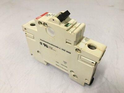 Used ABB S-281-Z-10A Breaker 1 Pole 10 Amp