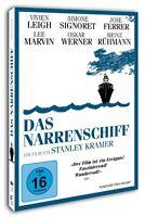 Das Narrenschiff (Vivien Leigh, Oskar Werner, Heinz Rühmann) DVD NEU + OVP!
