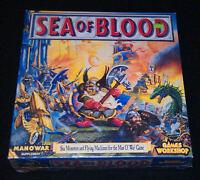 Games Workshop Sealed Man O War Sea Of Blood Warhammer