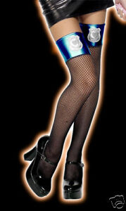 FANCY-DRESS-STOCKINGS-BLACK-FISHNET-WPC-POLICE-TOP
