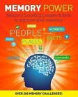 Memory Power: Memory-Boosting Puzzle & Facts to Improve Your Memory by Michael Powell (Paperback / softback, 2014)