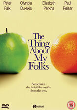 DVD:THE THING ABOUT MY FOLKS - NEW Region 2 UK