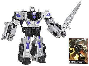 Transformers Generations Combiner Wars Voyager Class Motormaster Action Figure