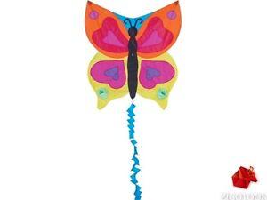 Cerf-volant Enfant Monofil Jeu D'extérieur Papillon, First Flyer, Kinderdrachen V2vtdtgy-07183710-416088384